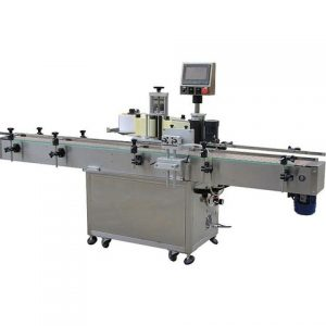 Jar Sticker Printing Labeling Machine