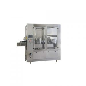 Jars Side Labeling Machine