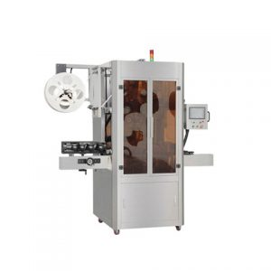 Jar Lid Labeling Machine