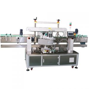 Labeling Machine For Square Box Pet Bottles Packaging