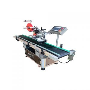 Round Position Labeling Machine