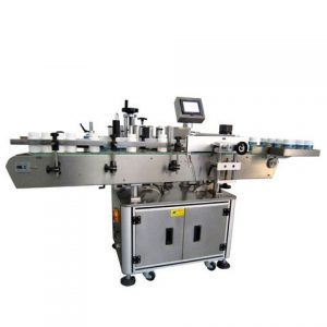 Vaccum Bag Labelling Machine