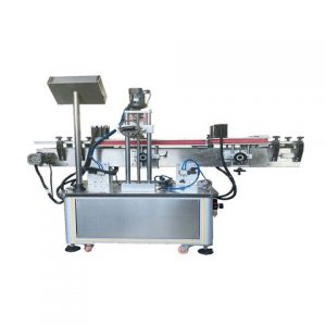 Adhesive Labeling Machine 2 Sides