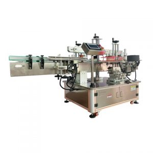 Top Side Paging Baby Diaper Bag Labeling Machine