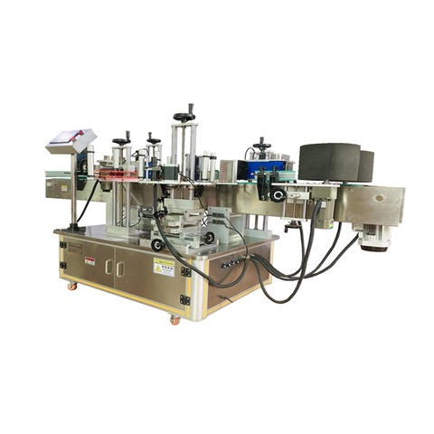 Auto Ampoule Sticker Label Applicator Labeller With Price