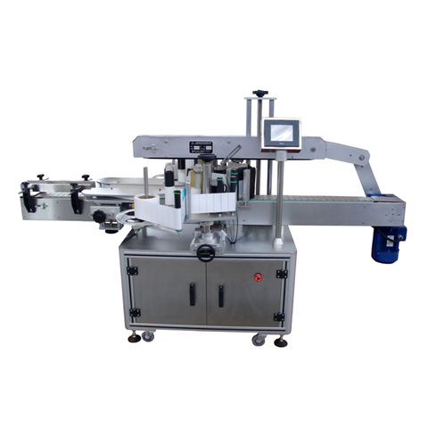 Rould Bottle Label Sticking Machine - Fengxiang (China...)