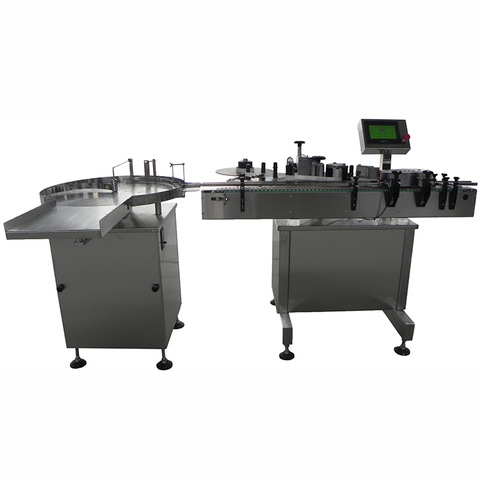 double sides automatic labeling machine, double sides automatic...