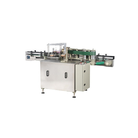 Top Labeler Machine, Top Sticker Labeling Machine - Swati Polypack...