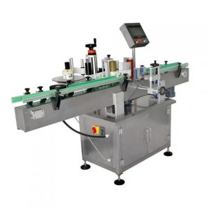 Bucket Two Sides Labeling Machine