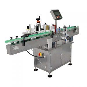 High Precision Automatic Plastic Bottle Wrap Labeling Machine