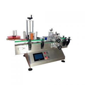 Round Bottle Automatic Labeling Machine For Bottles