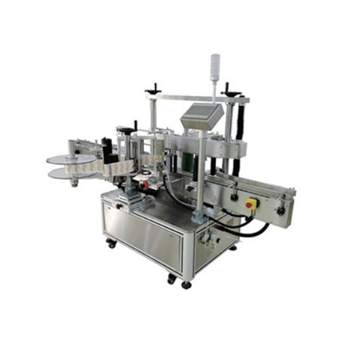 Flat Bottles Labeling Machine - Flat Bottles Labeling... - ecplaza.net