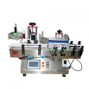 Automatic Vegelable Box Top Surface Labeling Machine Factory
