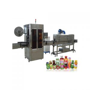 20 L Big Bottle Two Sides Labeling Machine