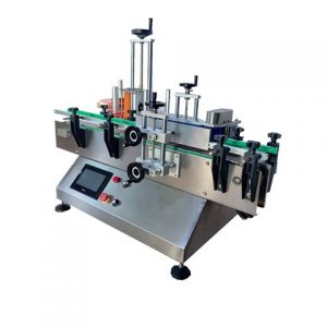 Hexagon Bottle Labeling Machine