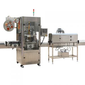 Label Printing Sticker Machine For Bottle