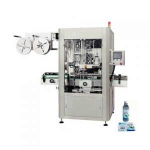Labelling Machine For Flat Bottles