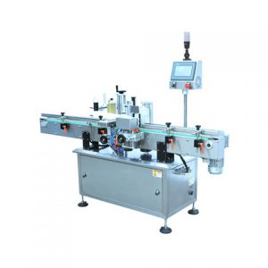 Glass Test Tube Manufacturing Labelling Machine