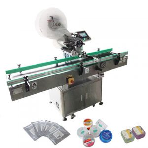 Clothing Card Label Applicator