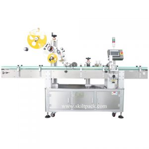 Shanghai Cups Shower Gel Bottle Sticker Labelling Machine
