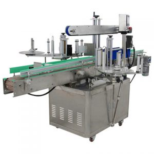 Vertical Syrup Labeling Machine