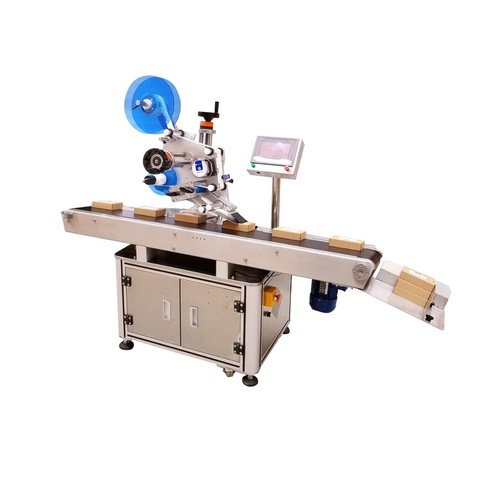 automatic round bottle labeling machine, bottle labeling equipment...