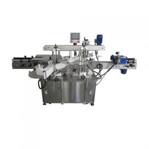 Vegetable Oil Bottle Labeling Machine