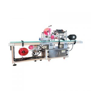 Labeling Machine Wet Tissue