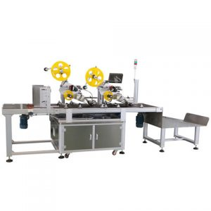 Falt Bottle Labeling Machine