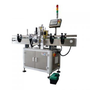 Round Bottle Stickers Labeling Machine