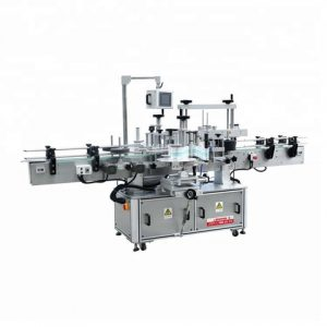 Self Adhesive Bottle Can Cap Labeling Machine