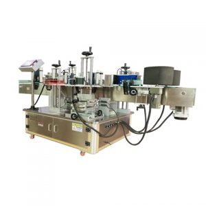 High Accuracy Economic Round Bottle Label Aplicator