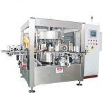 Tin Wet Glue Labeling Machine