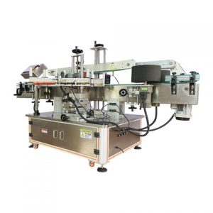 Automatisk 110 ml kapacitet parfume flaske klistermærke maskine