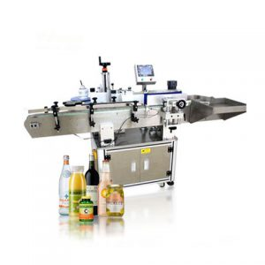 Automatic Mixed Sauce Jar Labeling Machine