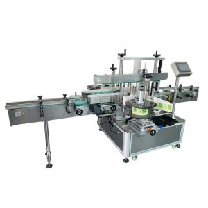 Syringe Label Applicator Labeling Machine