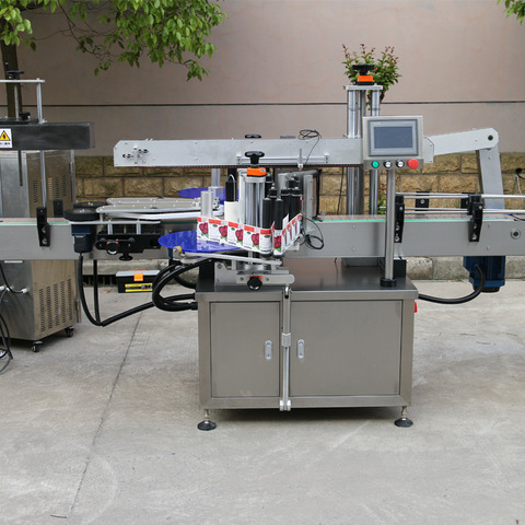 Classification: Automatic Labeling Machine