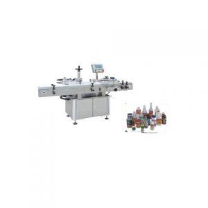 Automatisk drikapplikationsflaskemærkningsmaskine