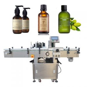 Plane Flat Bottle Labeling Machine