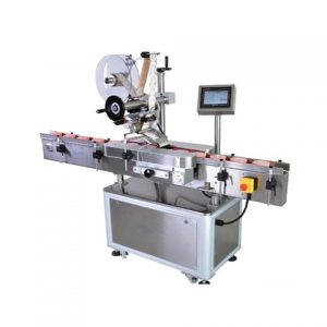 Auto 50ml E Liquid Adjustable Sticker Labeling Machine