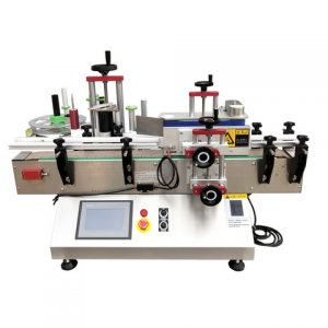 Factory Price Automatic Plane Top Surface Labeling Machine