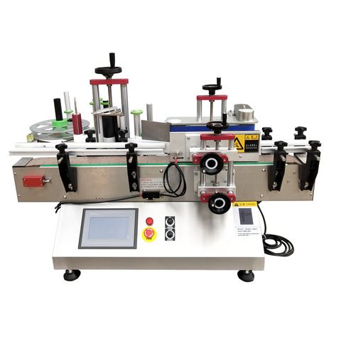Self Adhesive Ampoule Labeling Machine - Vial Labeling ...