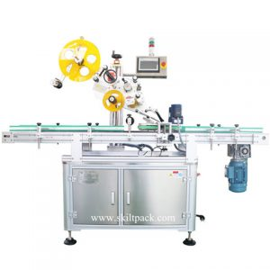 Automatic Cans Front And Back Labeling Machine