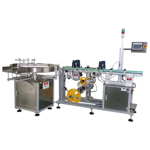 Guangzhou Factory Fully Automatic Bottle Double-sided ...