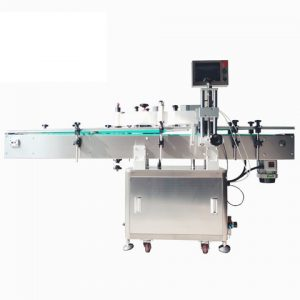 Pouch Bags Labeling Machine