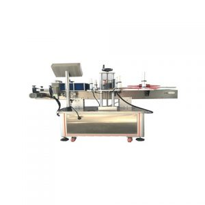 Square Round Bottles Label Applicator