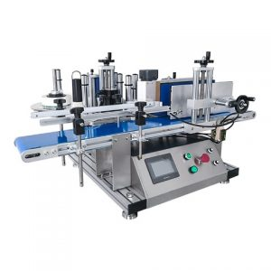 Glass Cans Labeling Machine