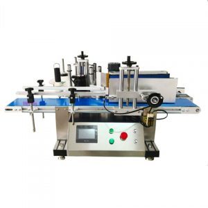 Chocolate Top Labeling Machine