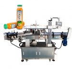 Plastic Juice Bottle Labelling Machine