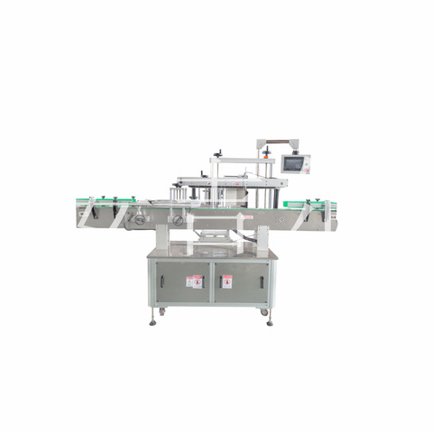 Samples for Automatic Rotary Round Bottle Labeling machine